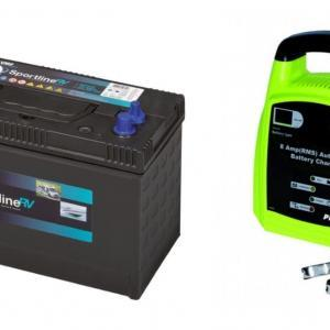Sportline accu battery charger